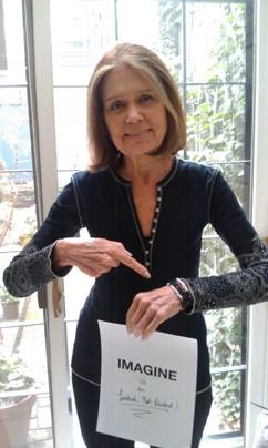 Gloria and bracelets