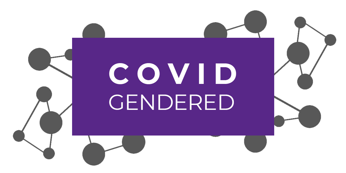 COVID Gendered Network