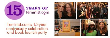 15 years of Feminist.com